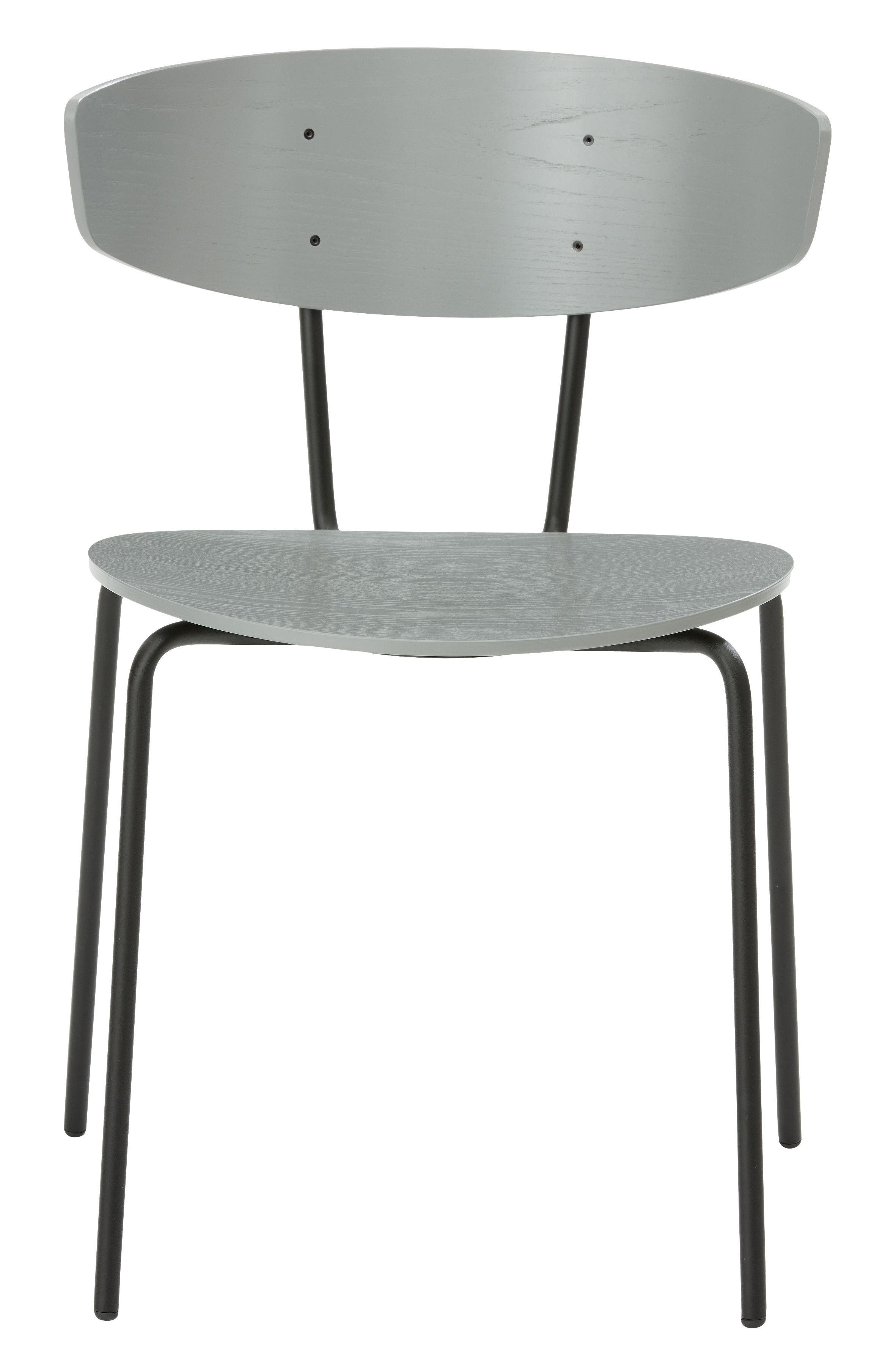 chaise herman de ferm living 4 coloris. Black Bedroom Furniture Sets. Home Design Ideas