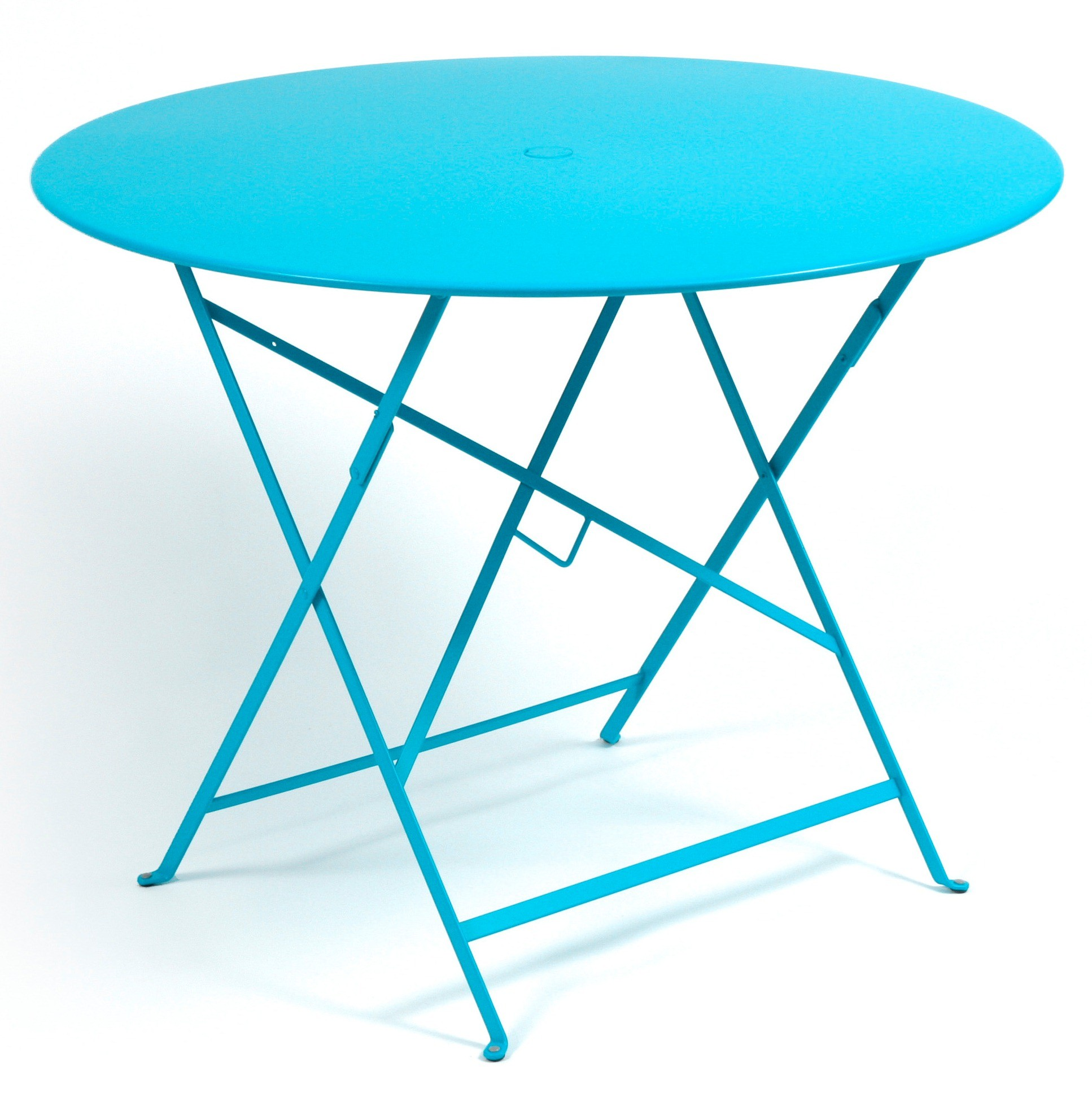 Table ronde pliante on pinterest table ronde table - Table ronde pliante jardin ...