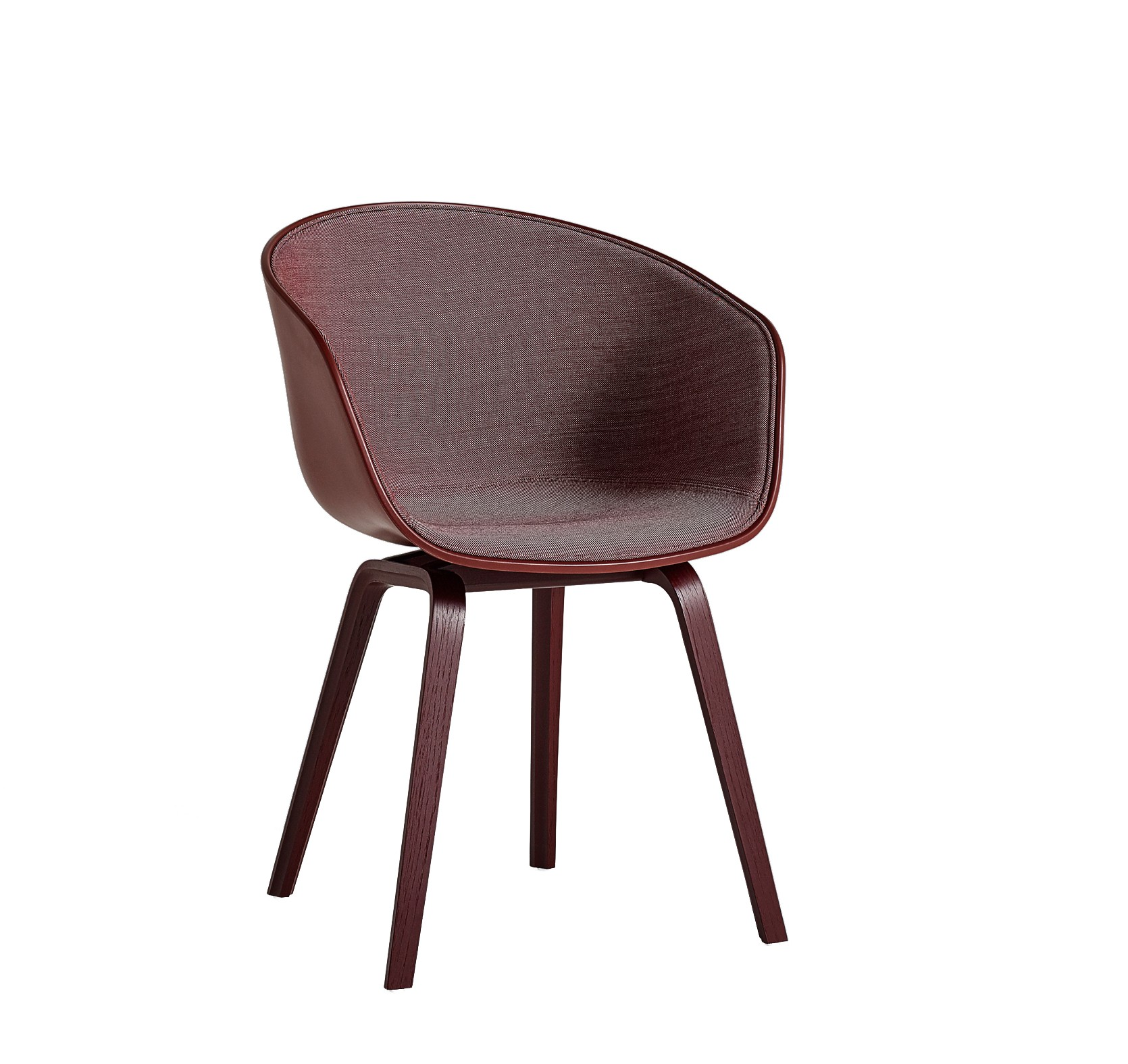 chaise aac22 de hay avec tissu int rieur surface brick. Black Bedroom Furniture Sets. Home Design Ideas
