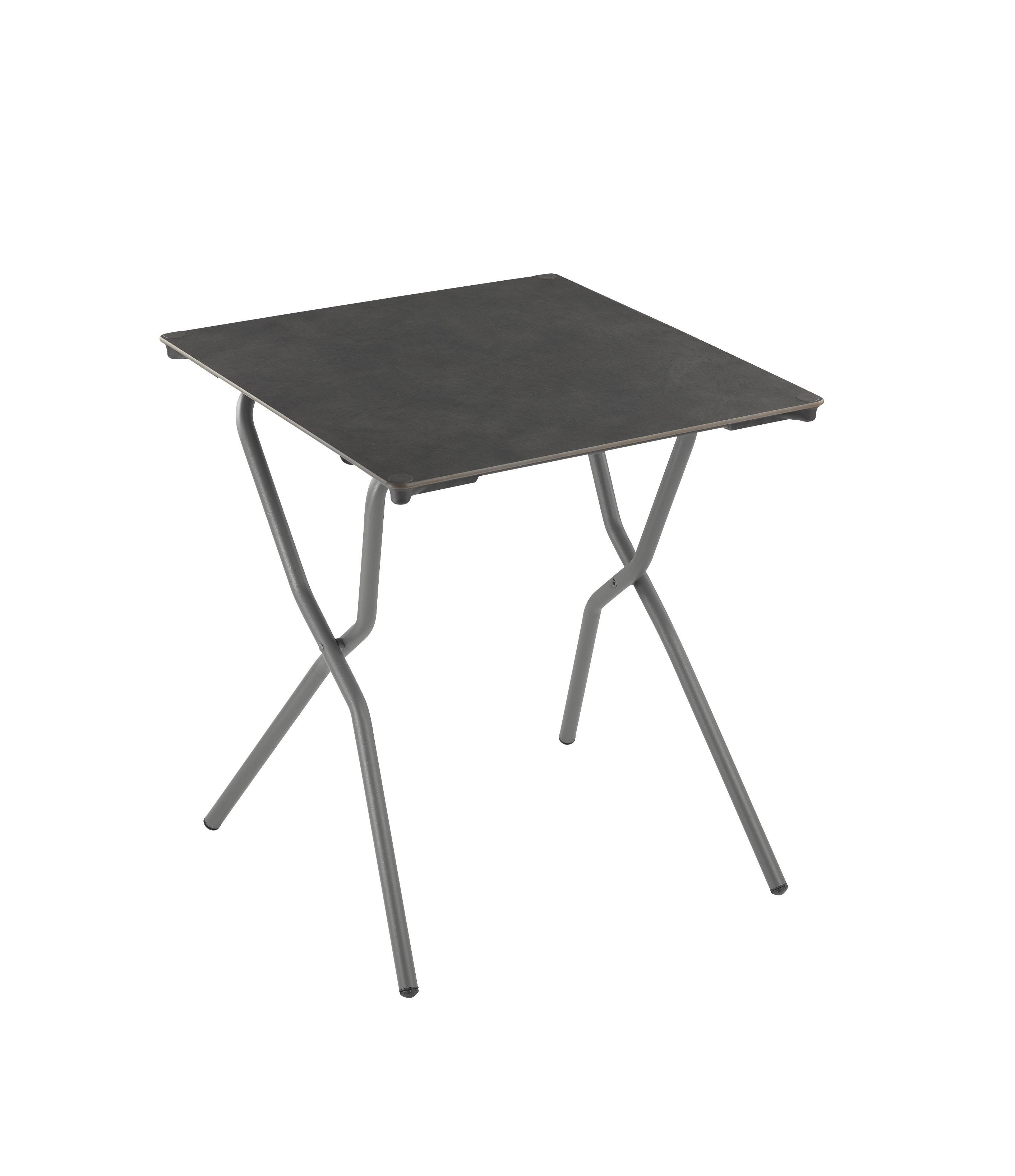 Table pliante ANYTIME de Lafuma, 68x64