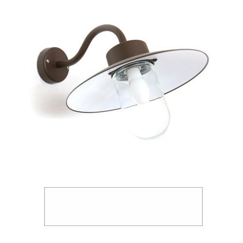 applique col de cygne belcour de roger pradier blanc. Black Bedroom Furniture Sets. Home Design Ideas