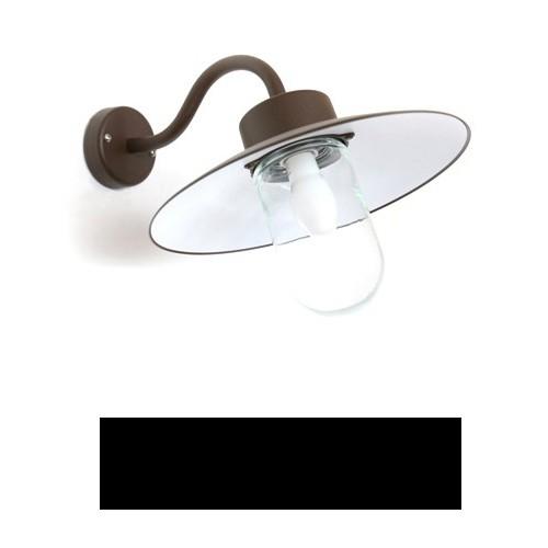applique col de cygne belcour de roger pradier noir. Black Bedroom Furniture Sets. Home Design Ideas