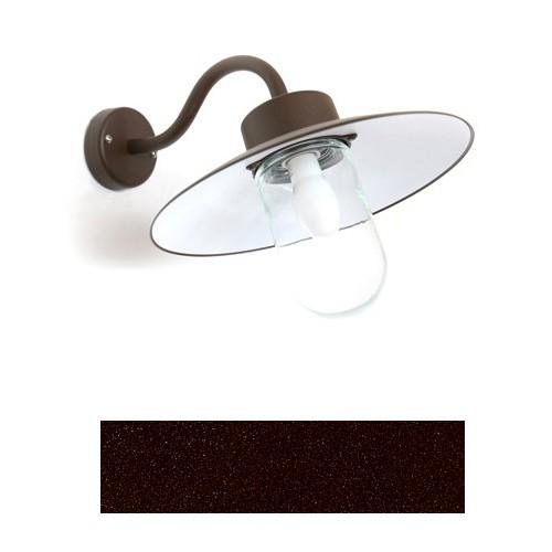 applique col de cygne belcour de roger pradier rouille. Black Bedroom Furniture Sets. Home Design Ideas