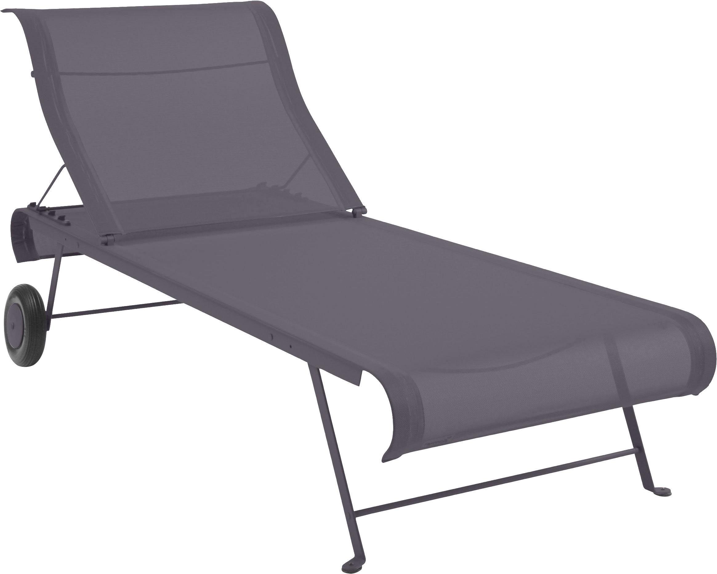 bain de soleil pliant dune de fermob 17 coloris. Black Bedroom Furniture Sets. Home Design Ideas