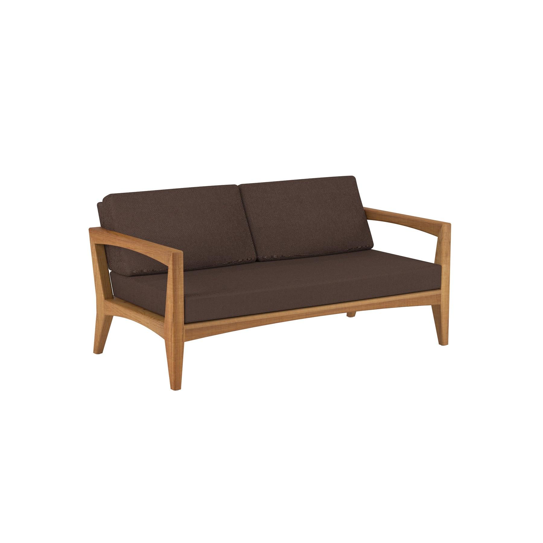 Banc 2 places avec accoudoirs zenhit royal botania for Banc avec 2 chaises