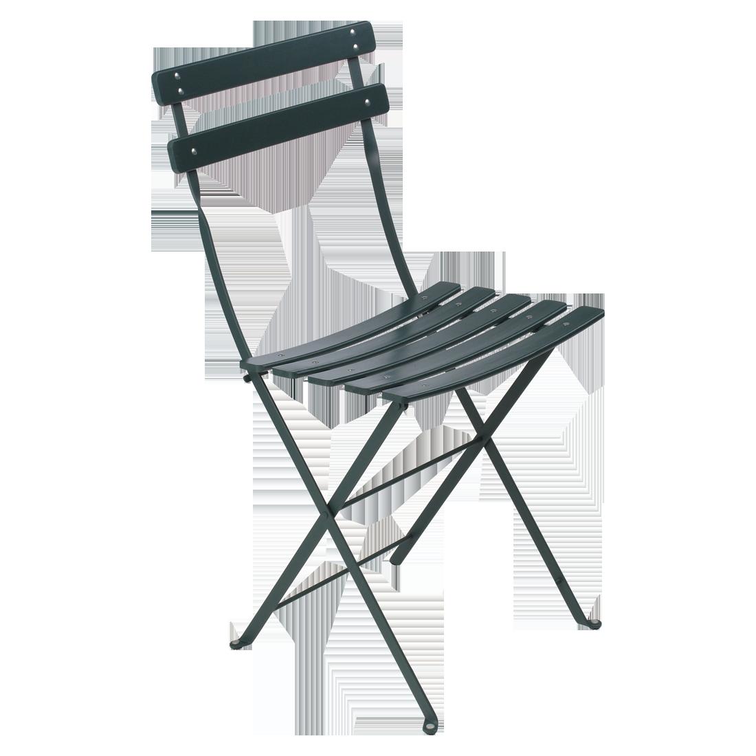 Chaise bistro classique de fermob 2 coloris for Chaise bistrot fermob