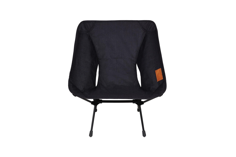 chaise pliante chair one home de helinox noir. Black Bedroom Furniture Sets. Home Design Ideas