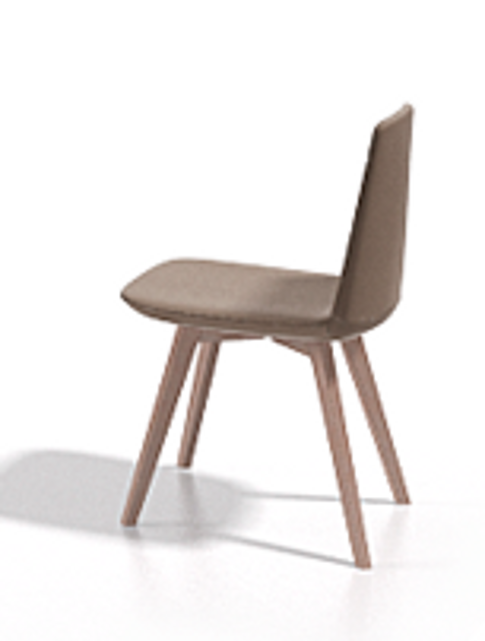 Chaises taupe for Couleur chaise