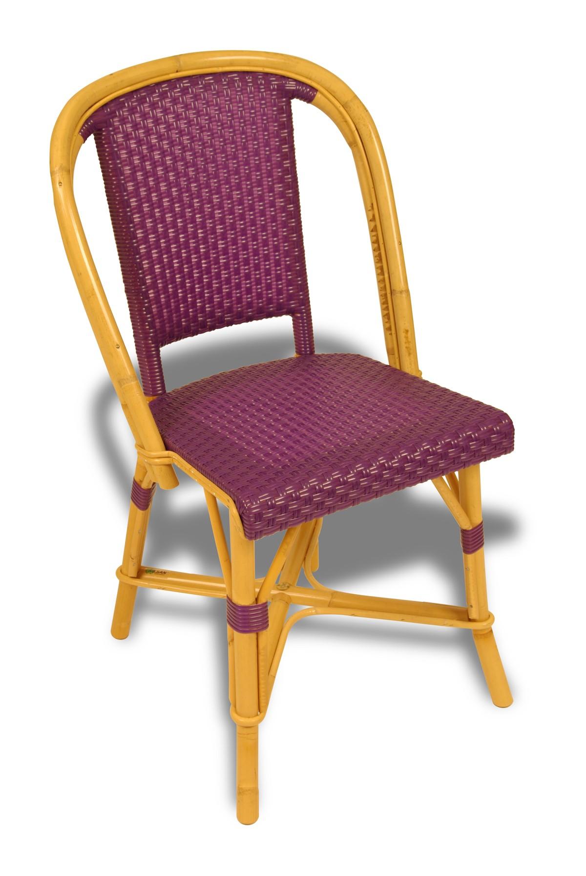 chaise drucker fuchsia. Black Bedroom Furniture Sets. Home Design Ideas