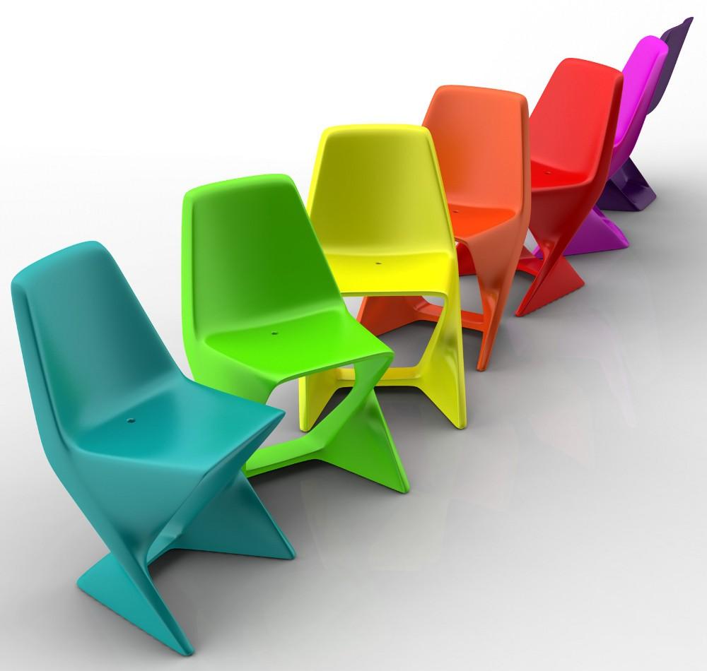 Qui est Paul - Chaises Chaise ISO