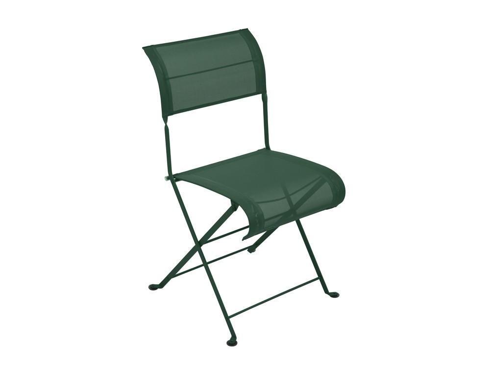 Chaise pliante dune de fermob c dre - Chaise pliante fermob ...