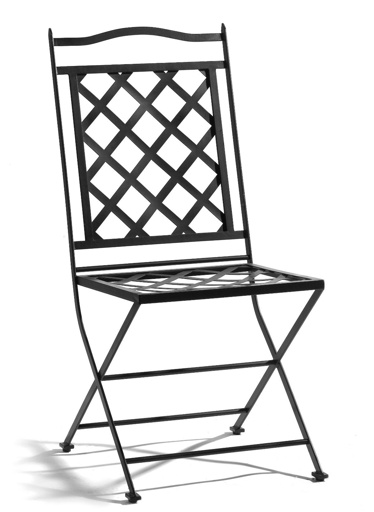 chaise saint tropez de manutti anthracite. Black Bedroom Furniture Sets. Home Design Ideas