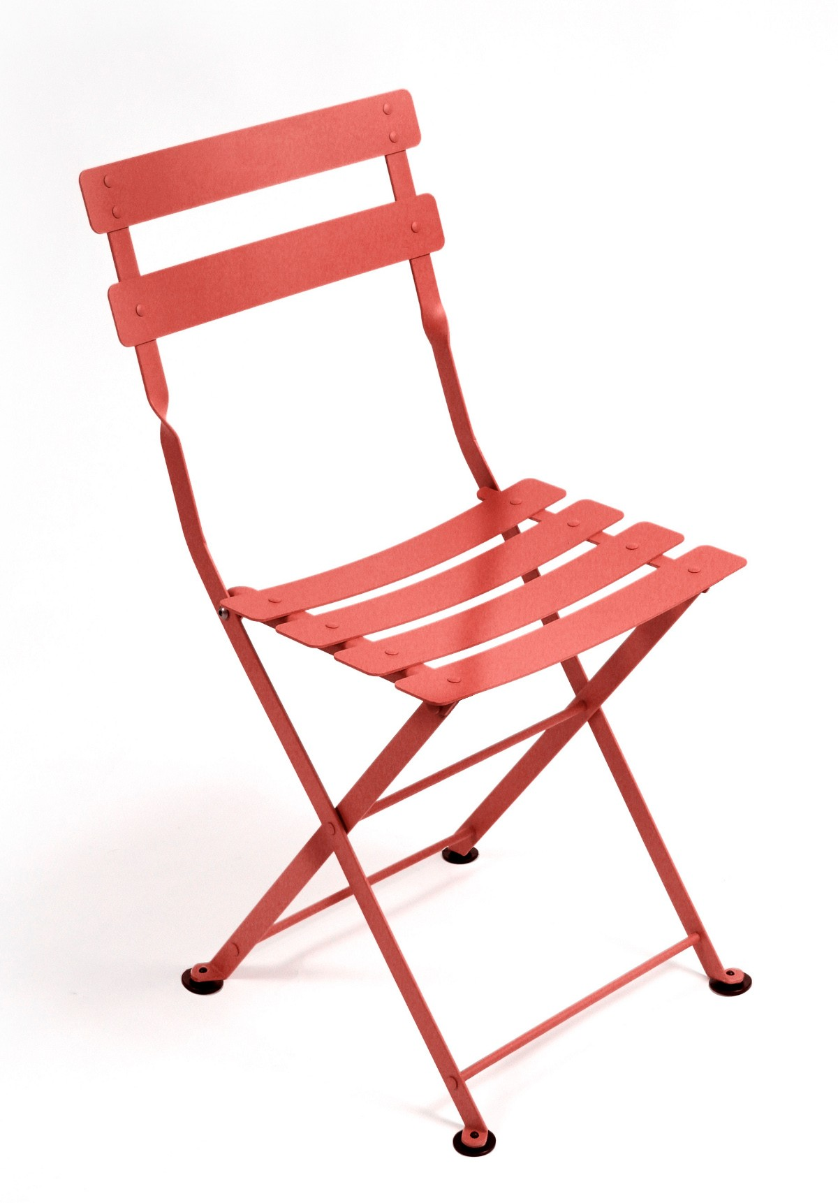 chaise tom pouce de fermob coquelicot. Black Bedroom Furniture Sets. Home Design Ideas