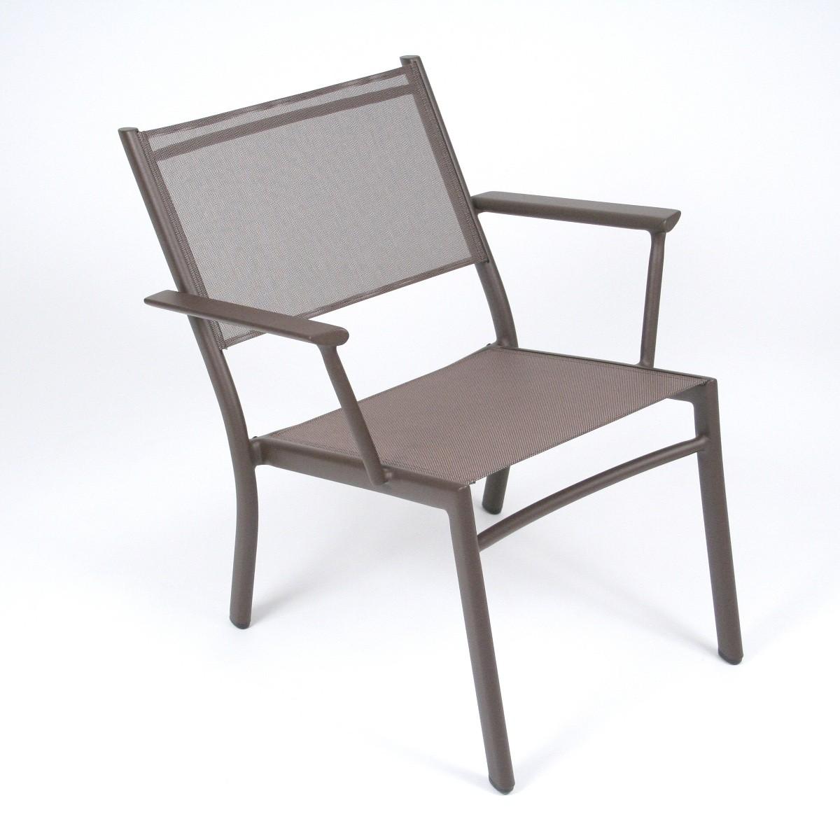 fauteuil bas costa de fermob 11 coloris. Black Bedroom Furniture Sets. Home Design Ideas