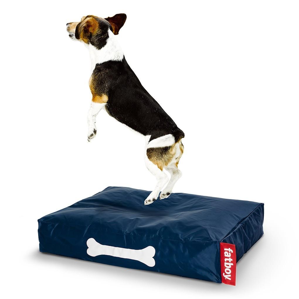 Fatboy : Coussin pour chien Doggielounge Fatboy petit modèle Gris