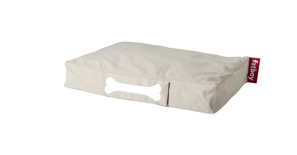 coussin pour chien doggielounge stonewashed de fatboy petit mod le sable. Black Bedroom Furniture Sets. Home Design Ideas