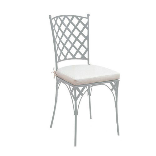 galette pour chaise pergola cru. Black Bedroom Furniture Sets. Home Design Ideas