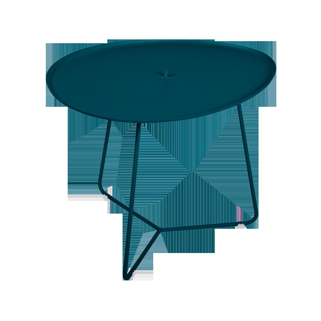 Table basse COCOTTE de Fermob, 23 coloris