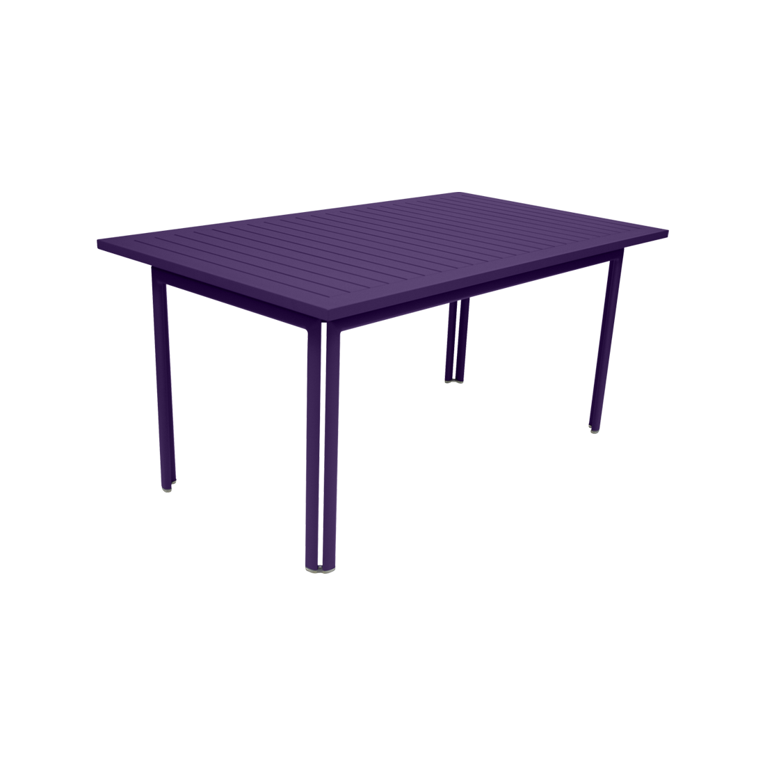 Table costa de fermob 23 coloris for Table de 24