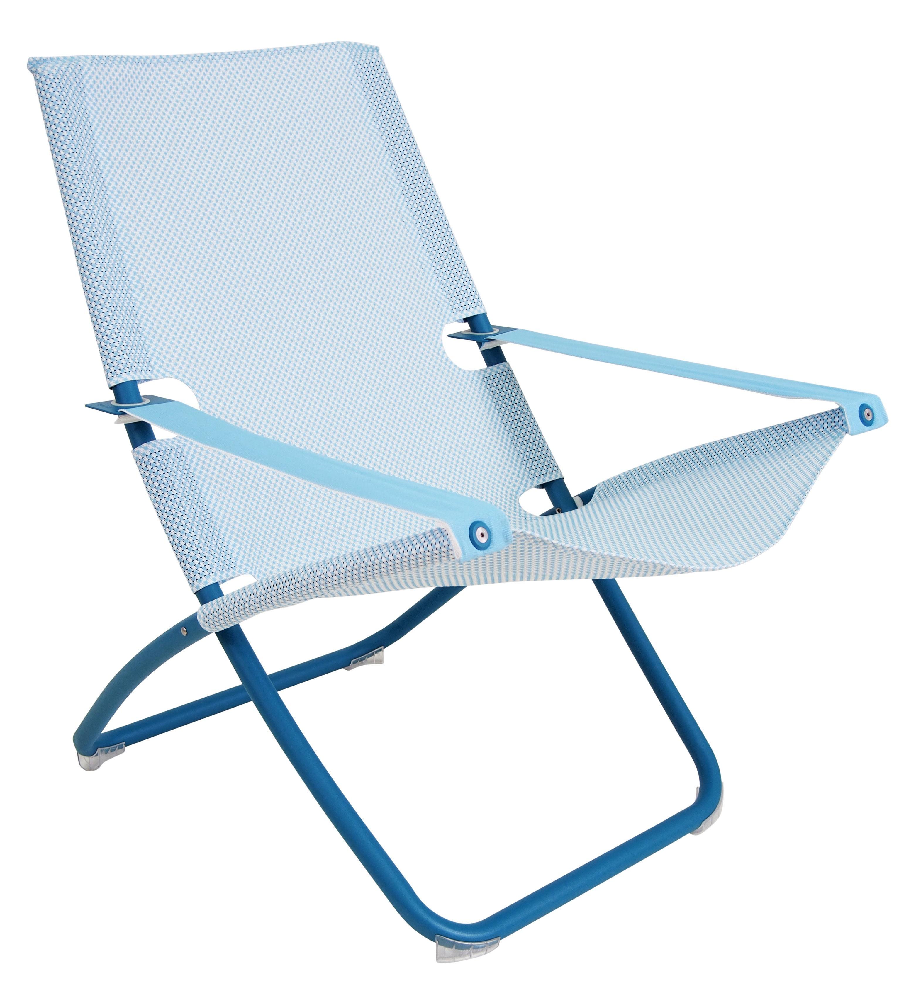 Chaise Longue Snooze De Emu Bleu
