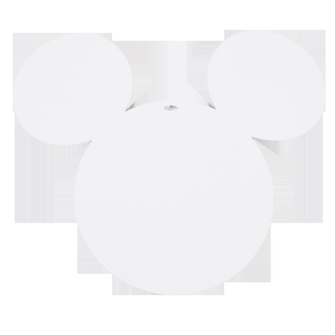 Dessous De Plat Mickey Mouse C De Fermob Blanc Coton