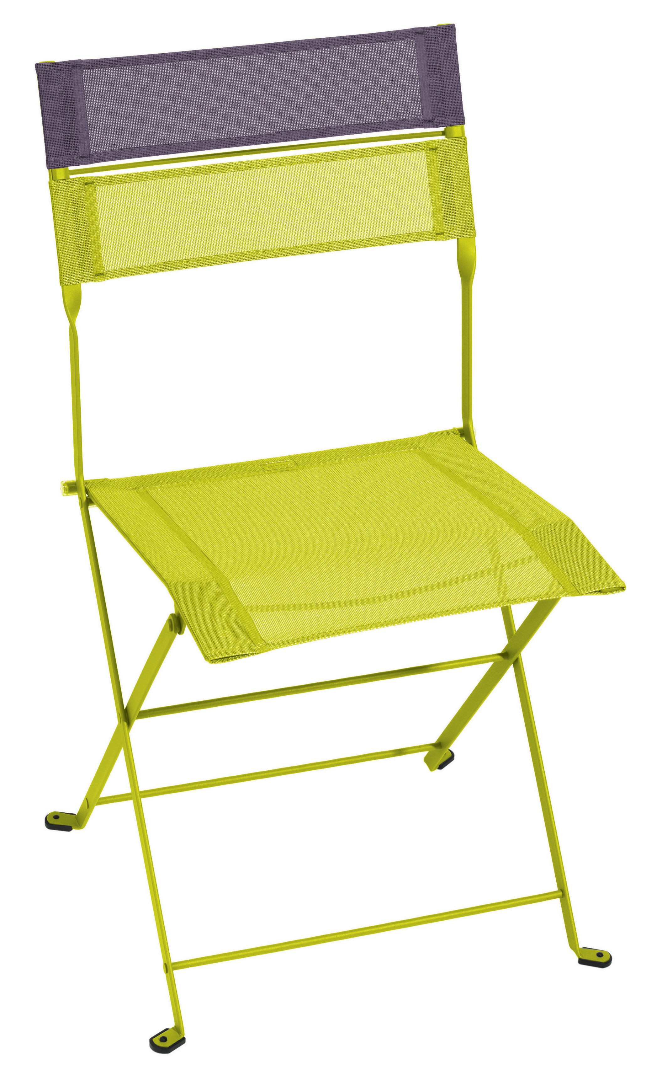 chaise pliante latitude de fermob prune. Black Bedroom Furniture Sets. Home Design Ideas