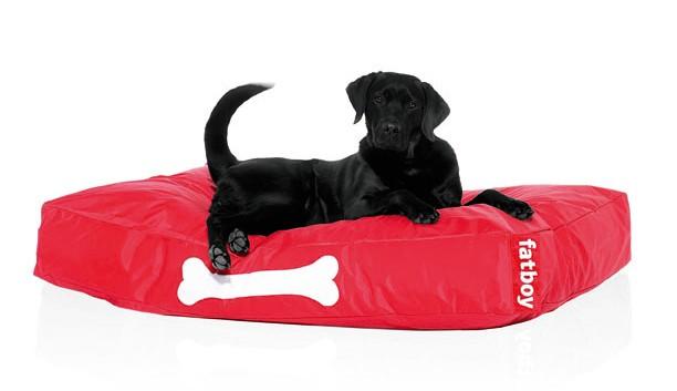 coussin pour chien doggielounge de fatboy grand mod le 7 coloris. Black Bedroom Furniture Sets. Home Design Ideas
