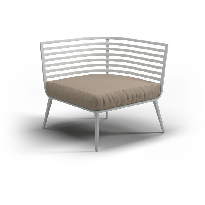 fauteuil de coin vista de gloster 2 structures 4 coloris. Black Bedroom Furniture Sets. Home Design Ideas