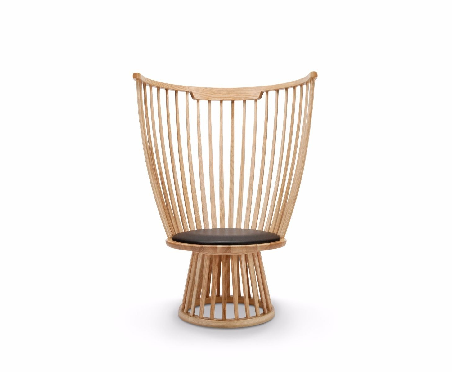 fauteuil fan de tom dixon 2 coloris. Black Bedroom Furniture Sets. Home Design Ideas
