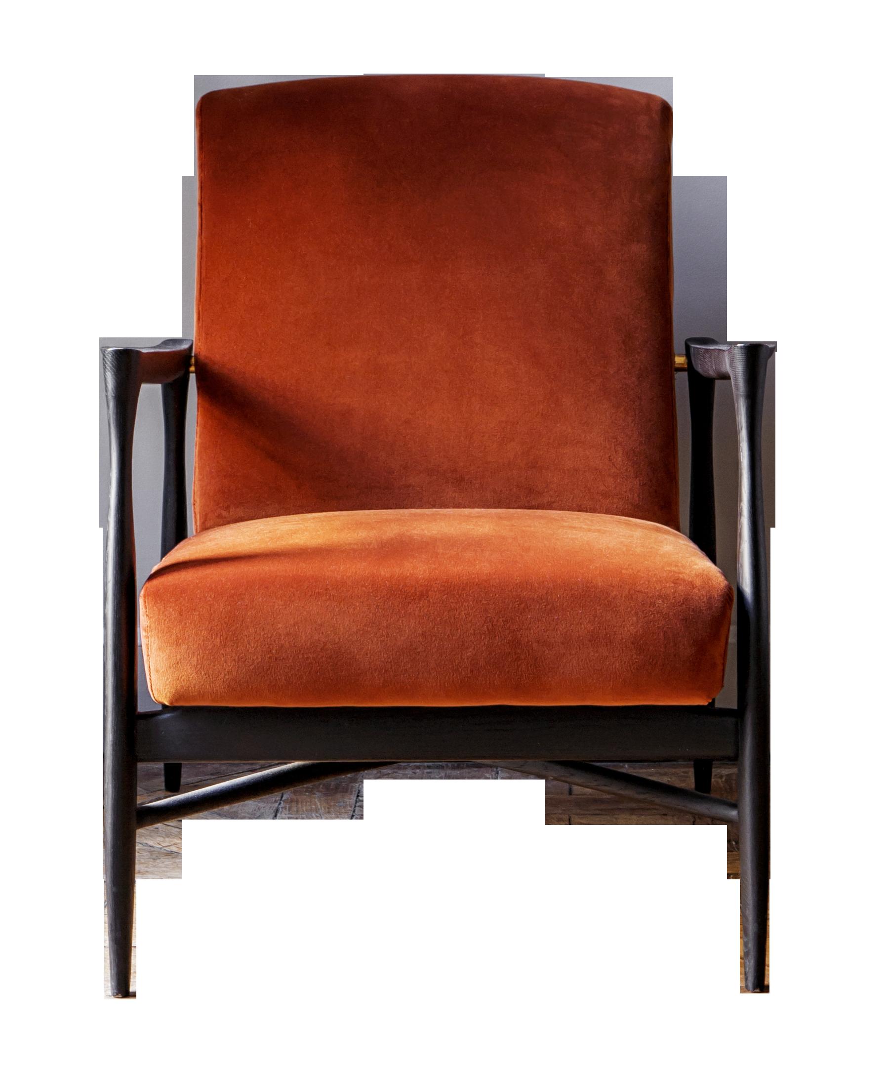 fauteuil floating noir mat de red edition 4 coloris. Black Bedroom Furniture Sets. Home Design Ideas