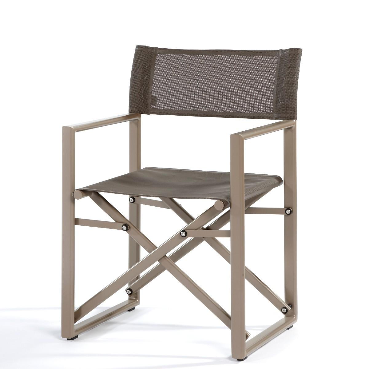 fauteuil pliant director de jardinico. Black Bedroom Furniture Sets. Home Design Ideas