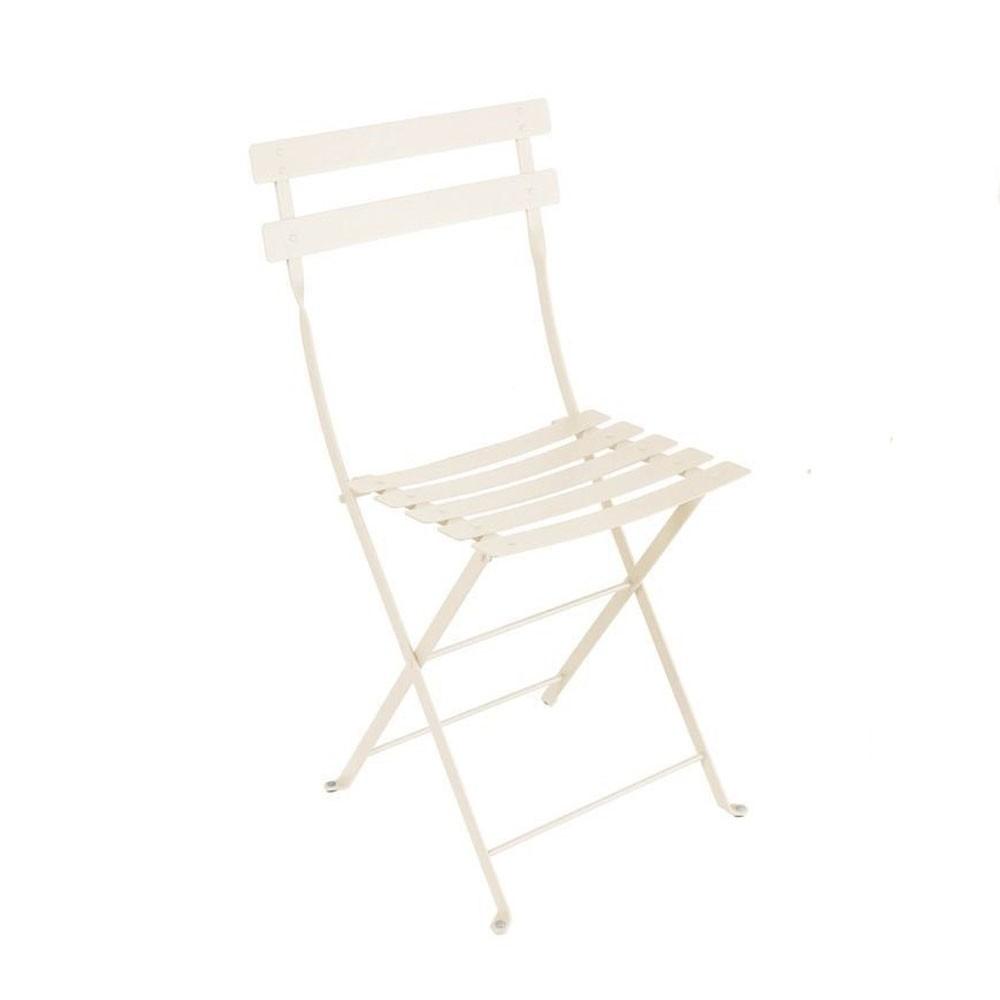 chaise bistro m tal de fermob lin. Black Bedroom Furniture Sets. Home Design Ideas