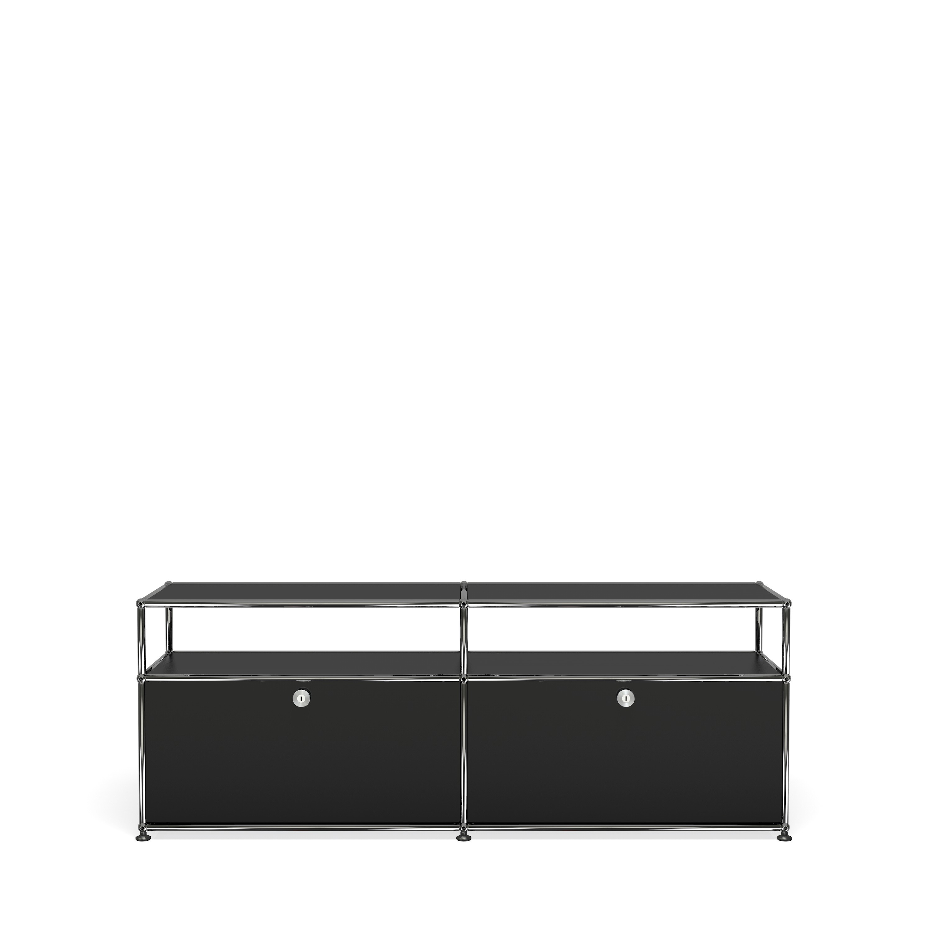 meuble tv hifi usm haller m5 5 coloris. Black Bedroom Furniture Sets. Home Design Ideas