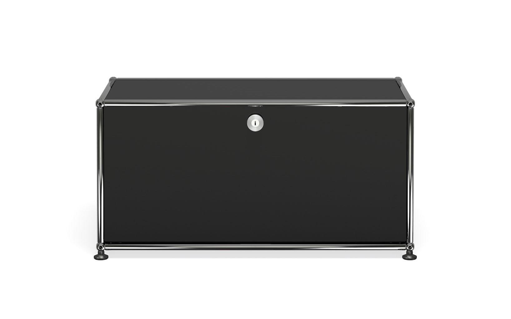 petit meuble de rangement usm haller m10 5 coloris. Black Bedroom Furniture Sets. Home Design Ideas