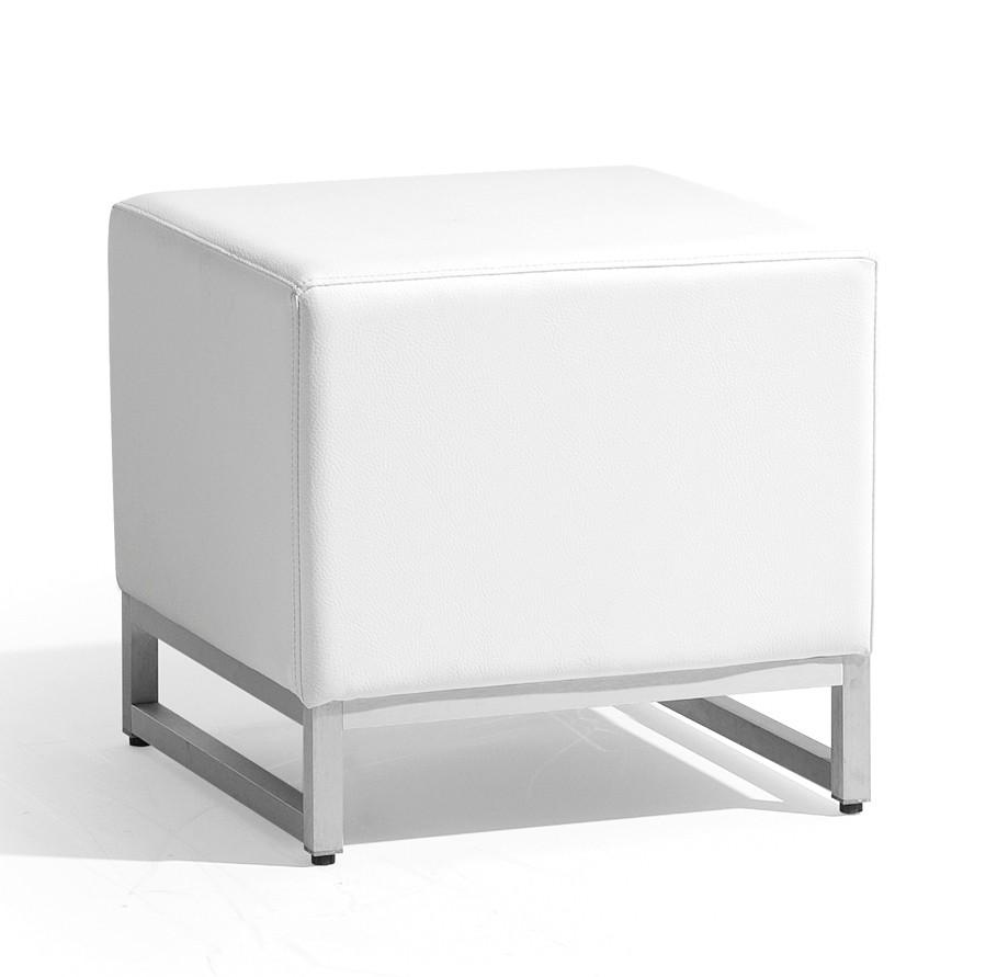 petite table basse zendo de manutti blanc. Black Bedroom Furniture Sets. Home Design Ideas