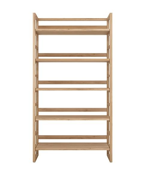 etag re skelet en ch ne d 39 ethnicraft grand mod le. Black Bedroom Furniture Sets. Home Design Ideas