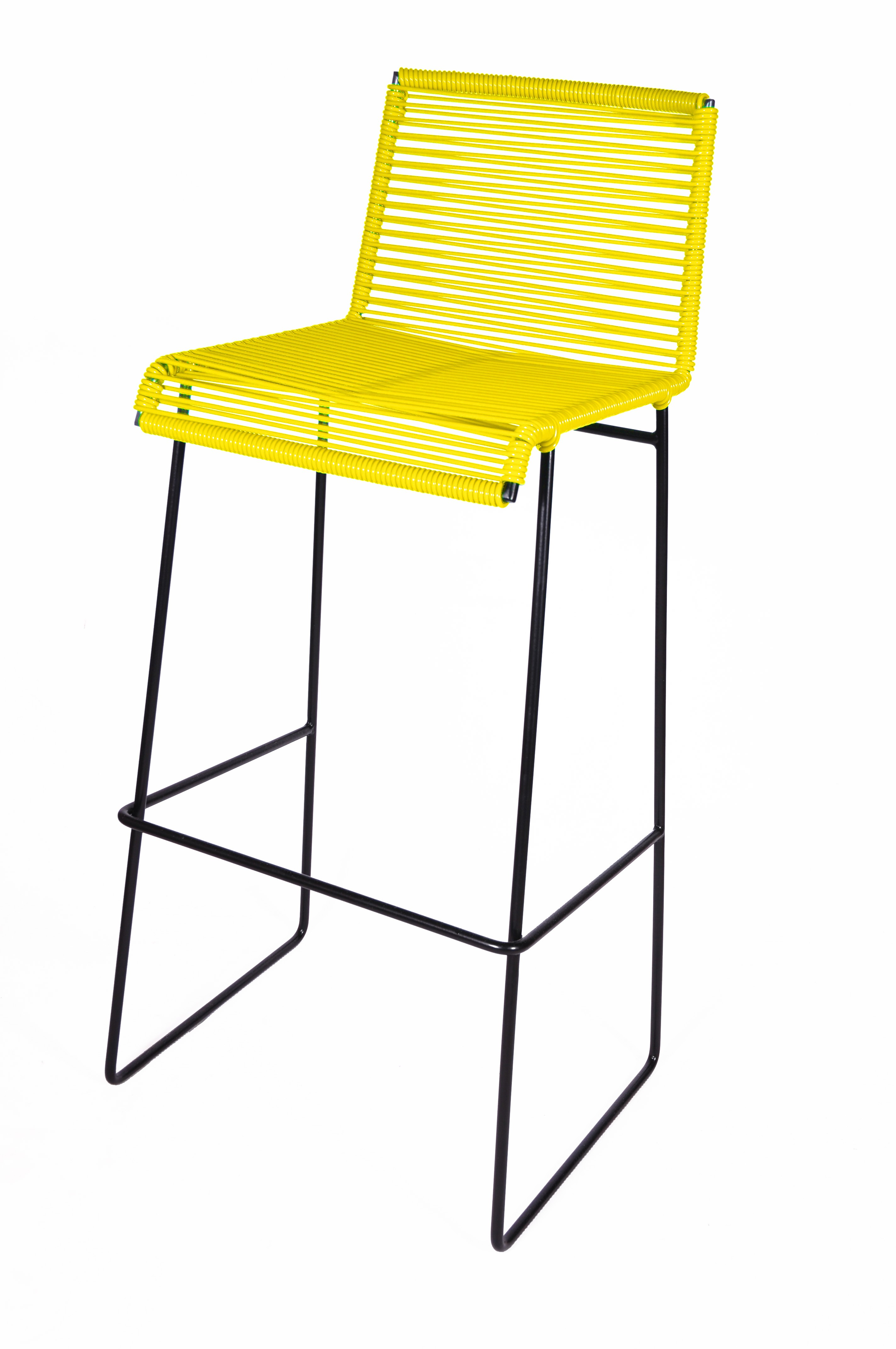 tabouret de bar gran cenote de boqa jaune imp rial. Black Bedroom Furniture Sets. Home Design Ideas