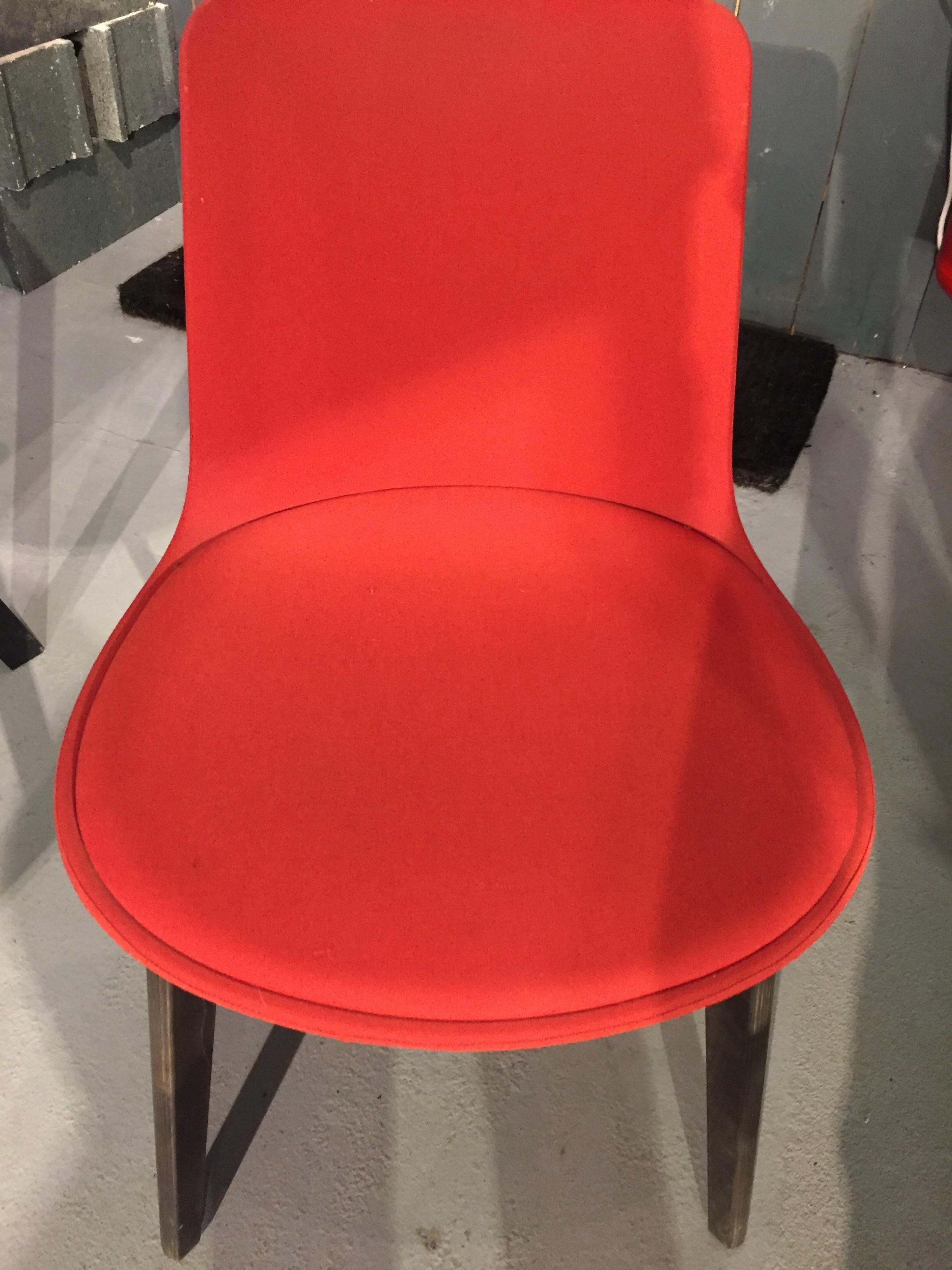 chaise lotus w de la collection le c dre rouge mod le d 39 exposition. Black Bedroom Furniture Sets. Home Design Ideas