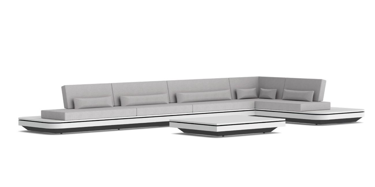 salon d 39 ext rieur elements concept 2 de manutti. Black Bedroom Furniture Sets. Home Design Ideas