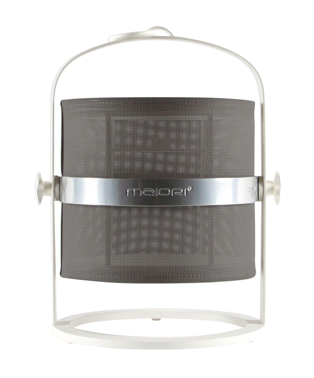 la lampe petite de maiori kaki structure blanc. Black Bedroom Furniture Sets. Home Design Ideas