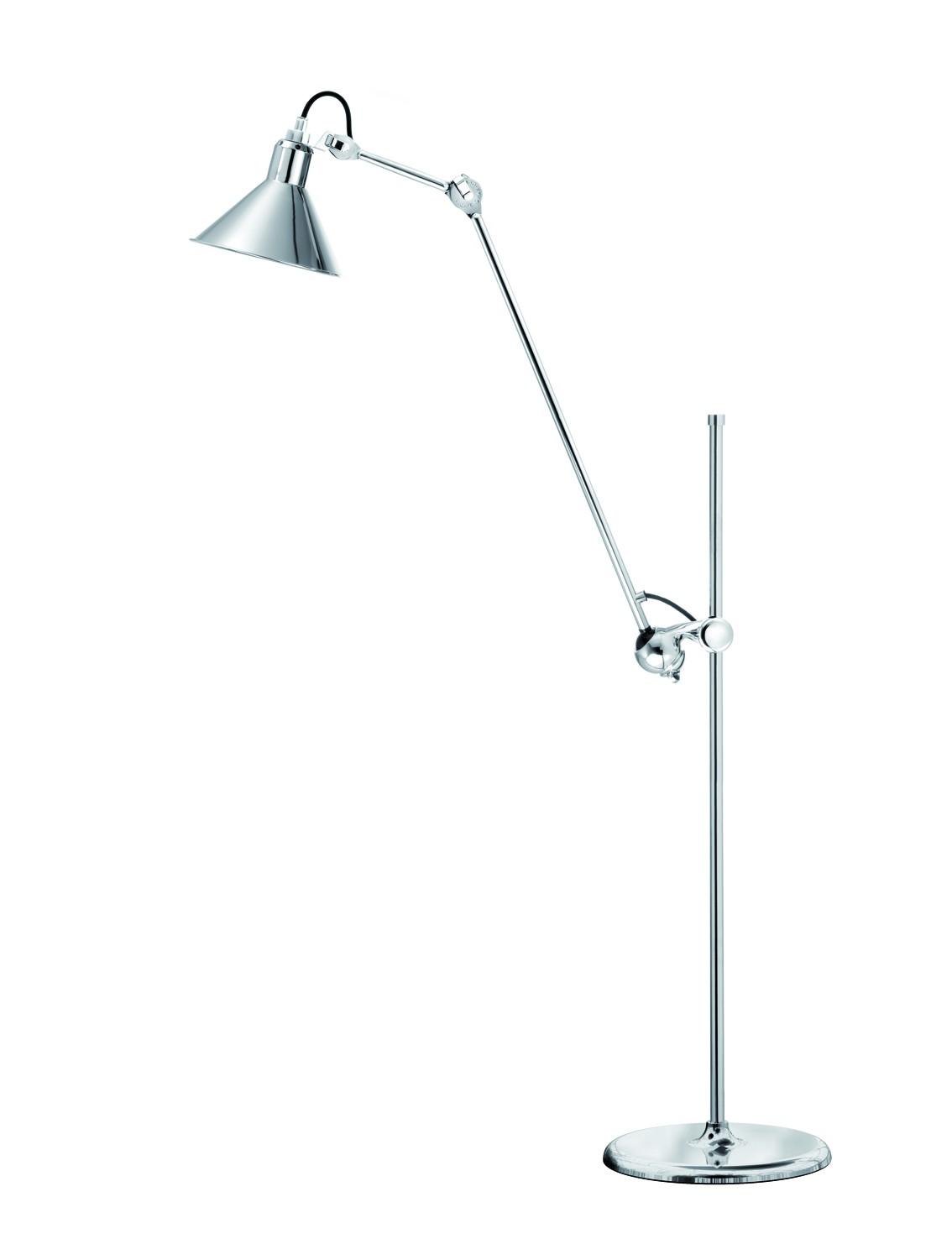 luminaires lampes gras lampadaire articul gras n 215. Black Bedroom Furniture Sets. Home Design Ideas