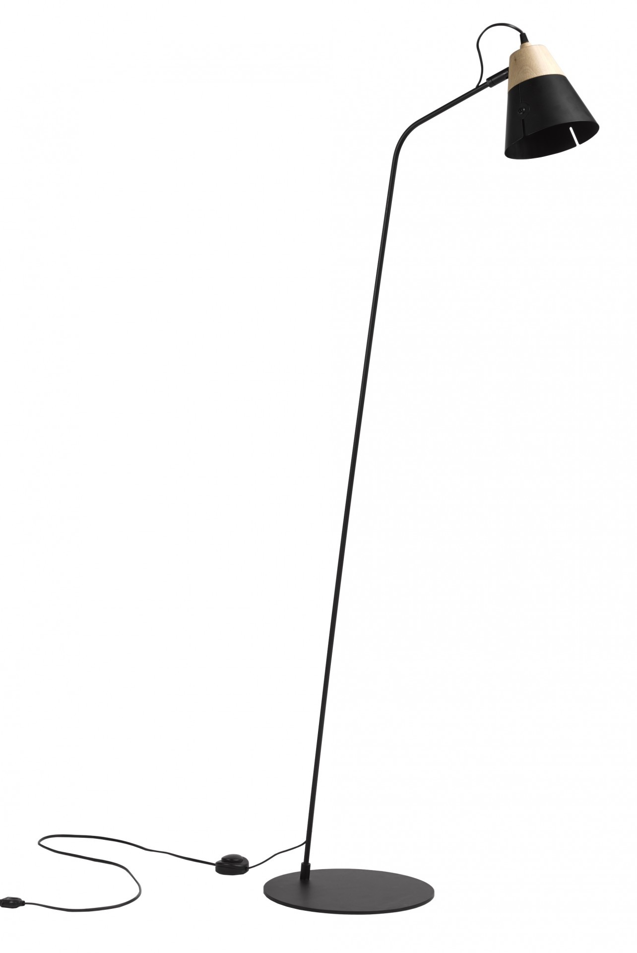 lampadaire kaki