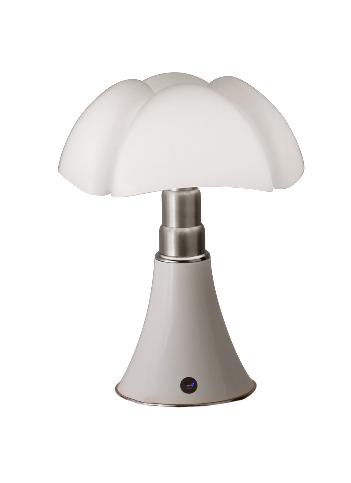 Lampe poser mini pipistrello sans fil de martinelli luce for Lampe a poser but