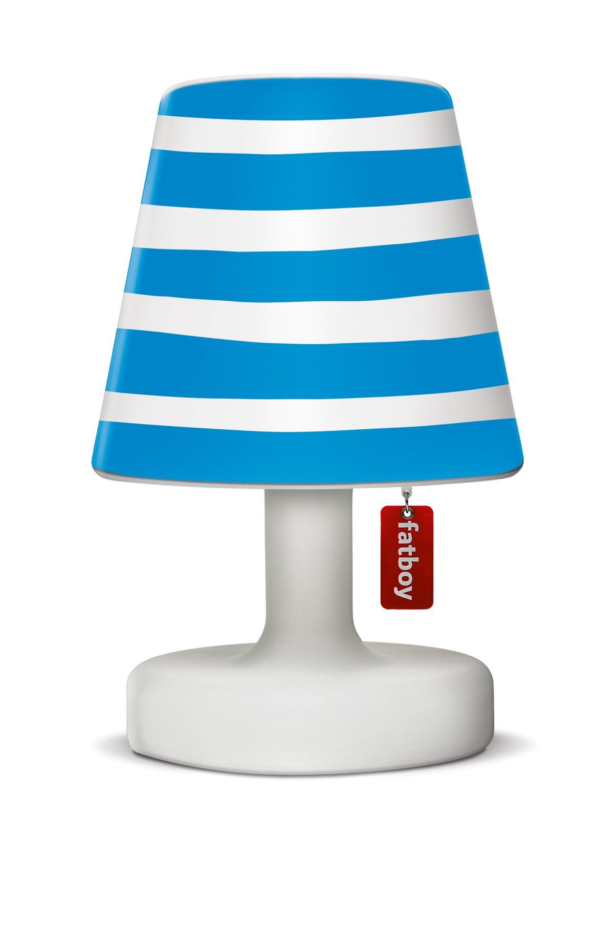 lampe edison the petit mr blue de fatboy. Black Bedroom Furniture Sets. Home Design Ideas
