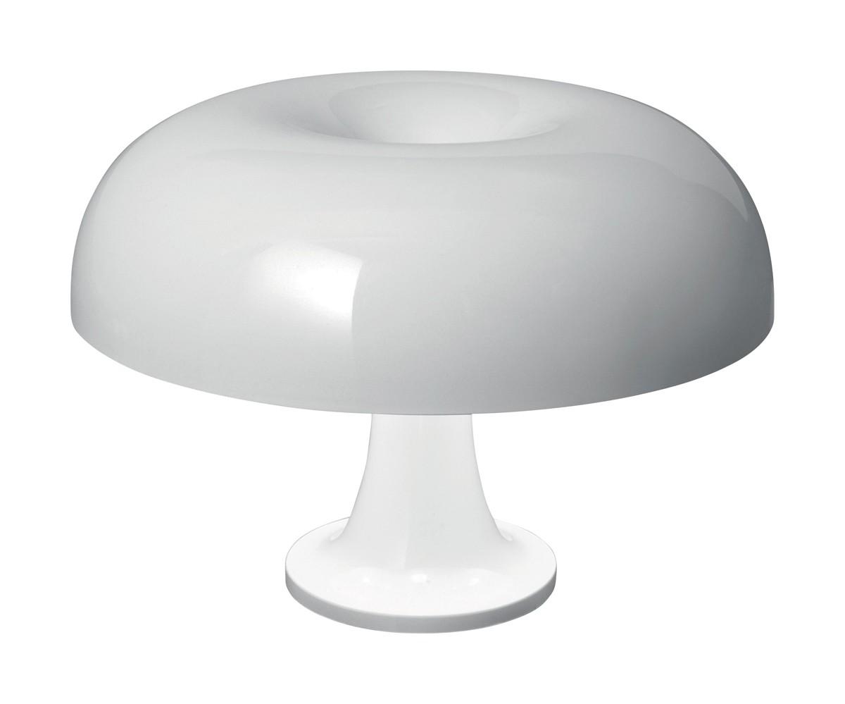 Lampe nessino blanc artemide for Artemide lampe
