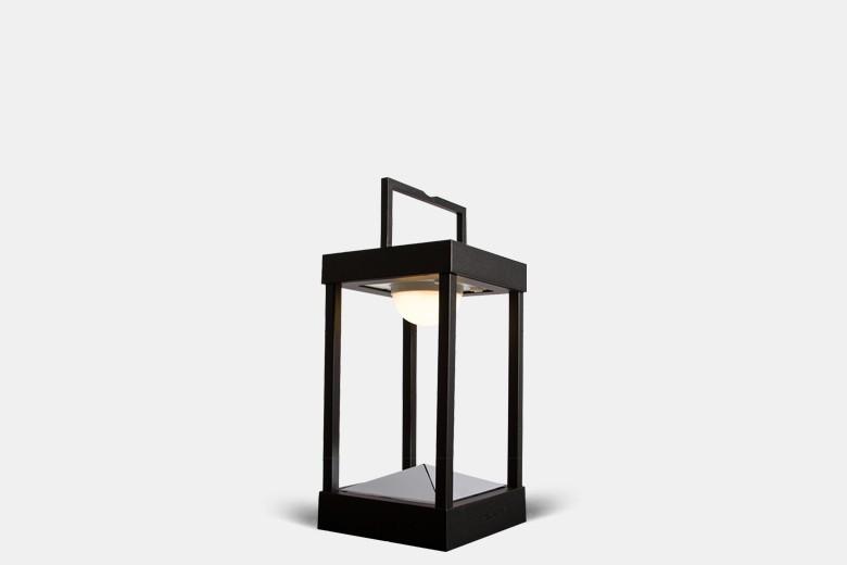 lampe parc de maiori petit mod le noir. Black Bedroom Furniture Sets. Home Design Ideas