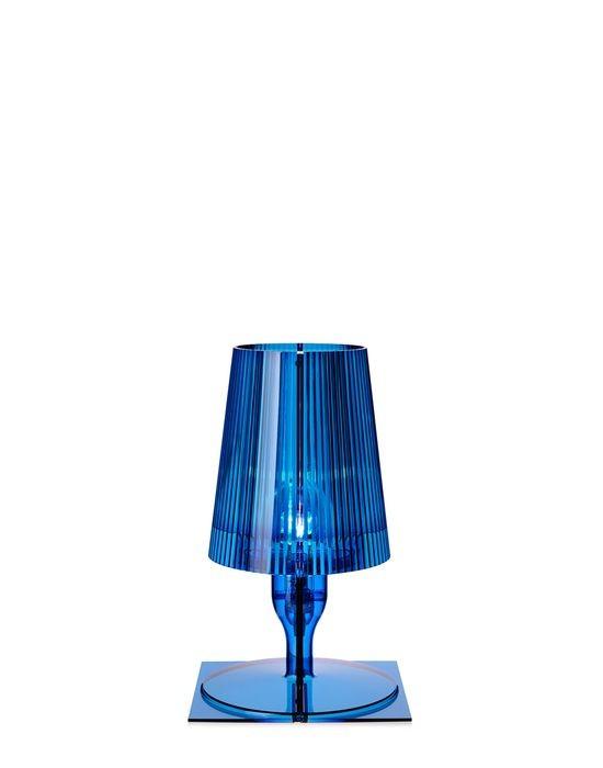 Lampe take de kartell bleu - Lampe de bureau kartell ...