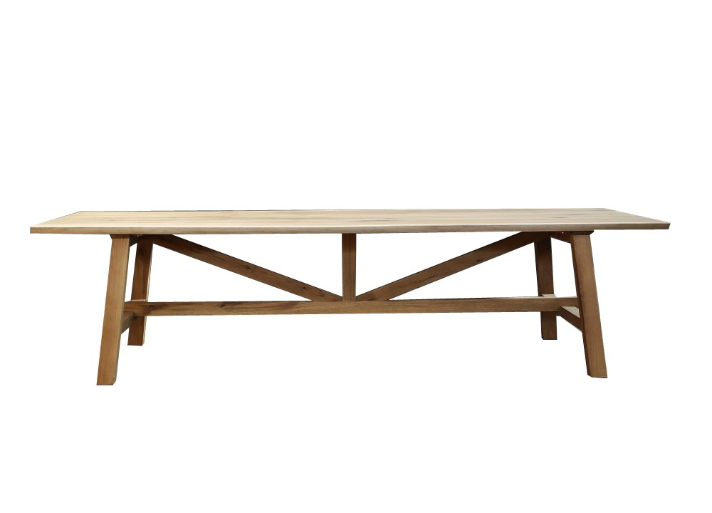 Table manger larbus de heerenhuis 3 tailles for Taille table a manger