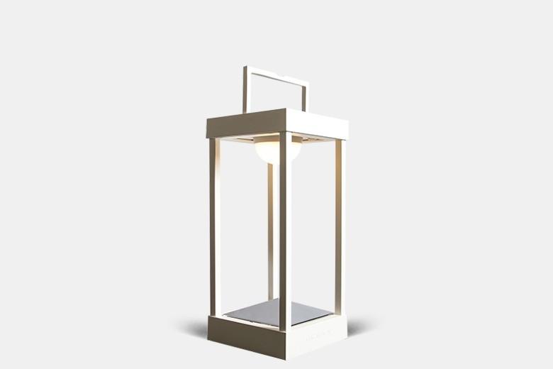 lampe parc de maiori blanc m. Black Bedroom Furniture Sets. Home Design Ideas