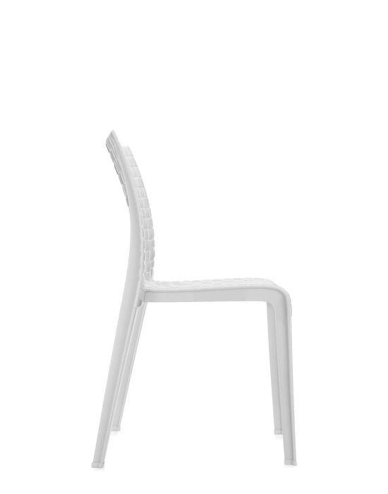 Chaise AMI AMI de Kartell, Blanc